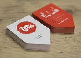 New Trends in Business Cards
