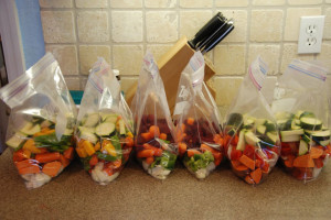 freezing vegetables 300x200 Wrapped Up Well: Proper Care in Food Packaging