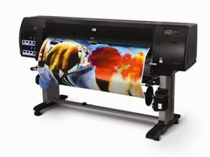 printer 300x225 HP Large Format Printers: What are they and what can you use them for?