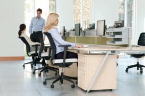 How to Create an Ergonomically Efficient Office
