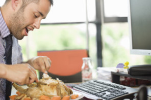 Why promote healthy living in your office?