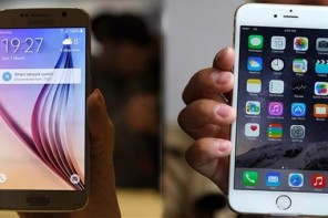 Why should you choose the iPhone 6 over the Samsung Galaxy S6?