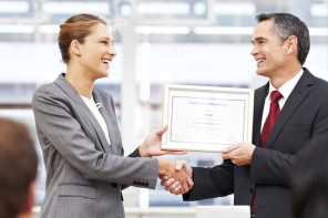 Rewarded employees make a happy company