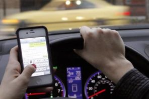 Smartphones – The Not So Smart Option When Driving