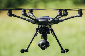 Drones and the evolution of aerial surveying
